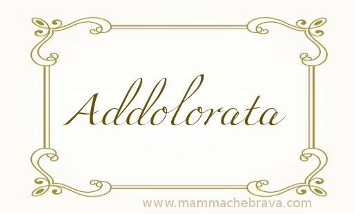 Addolorata