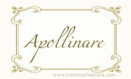 Apollinare