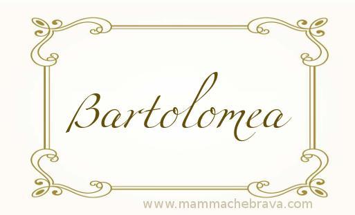 Bartolomea