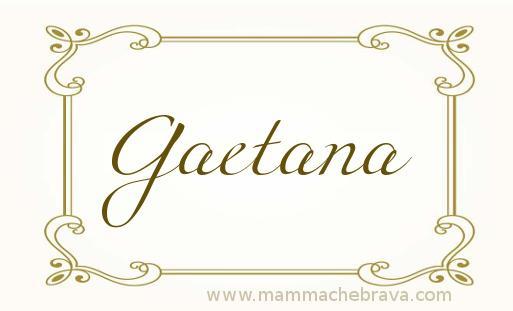 Gaetana