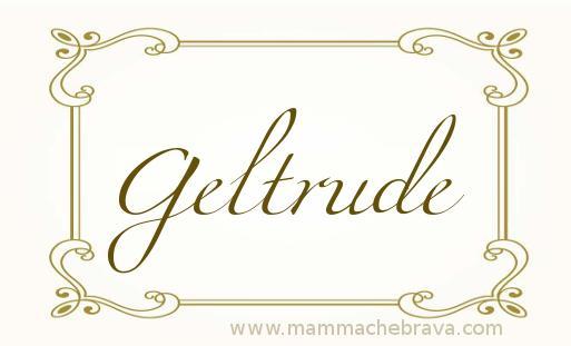 Geltrude