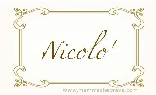 Nicolò