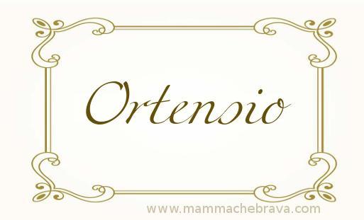 Ortensio