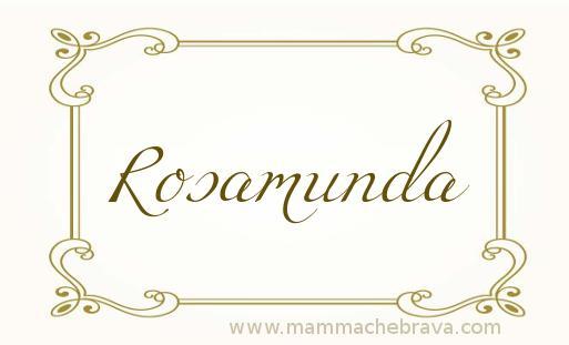 Rosamunda
