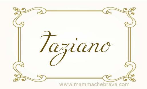 Taziano