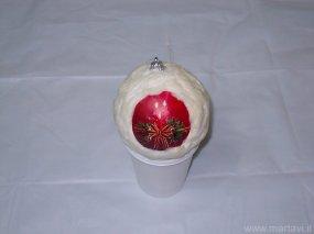 decorare palline di polistirolo