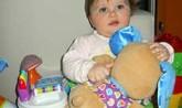 il gioco nel bambino di 12 mesi