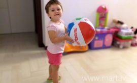 Giocare con la palla