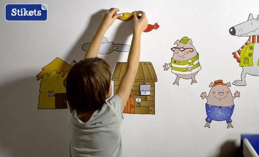 Adesivi e lavagne murali