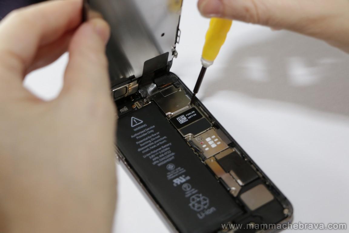 come sostituire la batteria epilatore