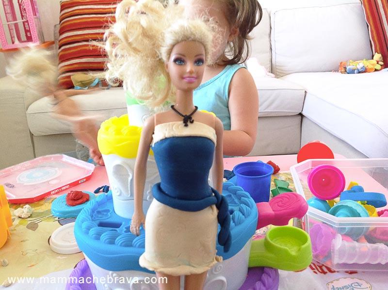 La Bambole Vestire Le Con Mammachebrava Plastilina xOg8nqpW