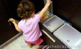 Educare fin da piccoli alla raccolta differenziata