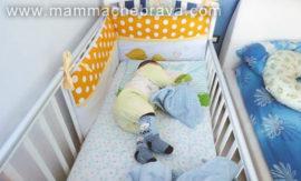 Dormire senza coperte… il cruccio delle mamme!