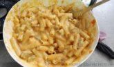 Pasta con zucca e salsicce al forno