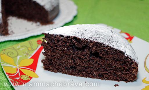 Ricetta Torta Al Cioccolato E Cocco.Mammachebrava Torta Cacao E Cocco Mammachebrava