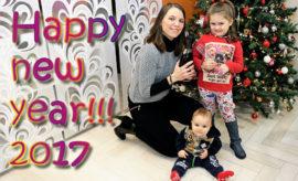 Buon anno! Buon 2017 a tutti!