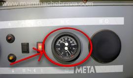 termosifoni manometro caldaia