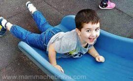 Mamme e bambini al parco: che stress!