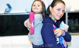 Pulizie in casa con bimbi piccoli: un' impresa!