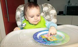 Quando passare dalla pappa al cibo solido