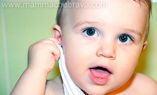 pulire le orecchie