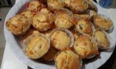 muffin peperoni