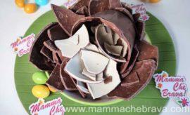Come conservare e riciclare il cioccolato delle uova di Pasqua
